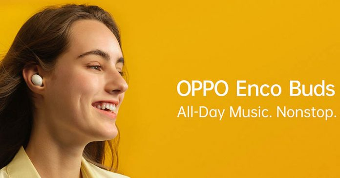 Oppo Enco Buds Price in Nepal specs features tws earbuds