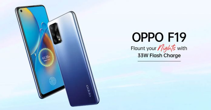 Oppo F19 launched in India price Nepal specs features