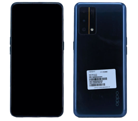 Oppo Reno 6 Leaked Renders Design and Display