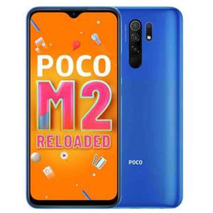 POCO M2 Reloaded - Blue best phones under 20000 in Nepal