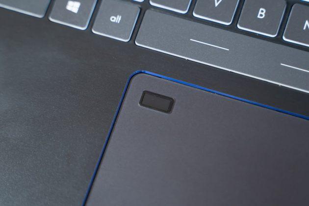 Prestige 14 Evo - Fingerprint Sensor