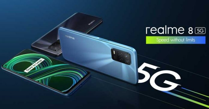 Realme 8 5G launched Price in Nepal Specifications Features Availability Dimensity 700