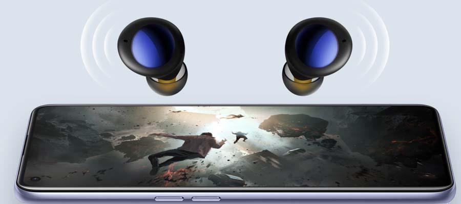 Realme Air Buds Game Mode