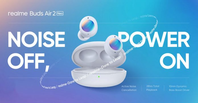 Realme Buds Air 2 Neo Price in Nepal Full Specifications Features Specs Where to buy cheapest TWS earbuds