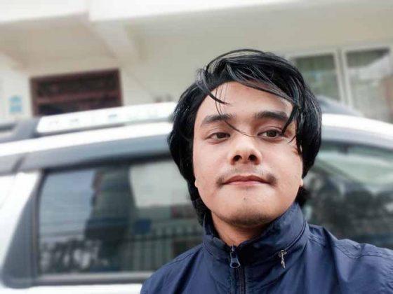 Realme Narzo 30A - vs - Portrait Selfie 1