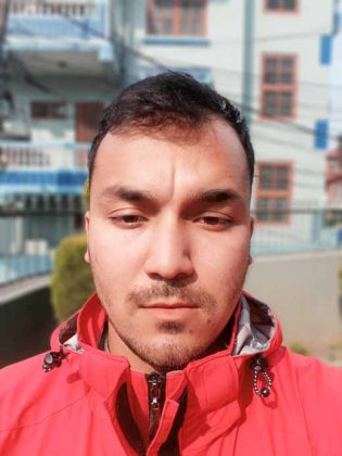 Realme Narzo 30A - vs - Portrait Selfie 2