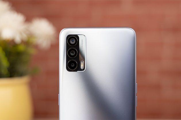 Realme X7 - Back Cameras