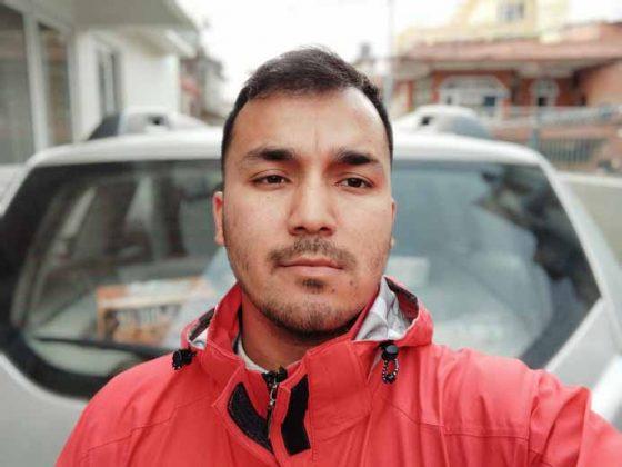 Redmi 9 Power - vs - Portrait Selfie 3