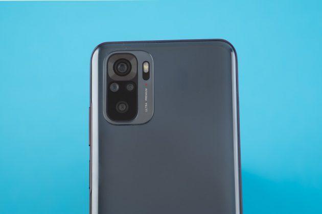 Redmi Note 10 - Back Cameras