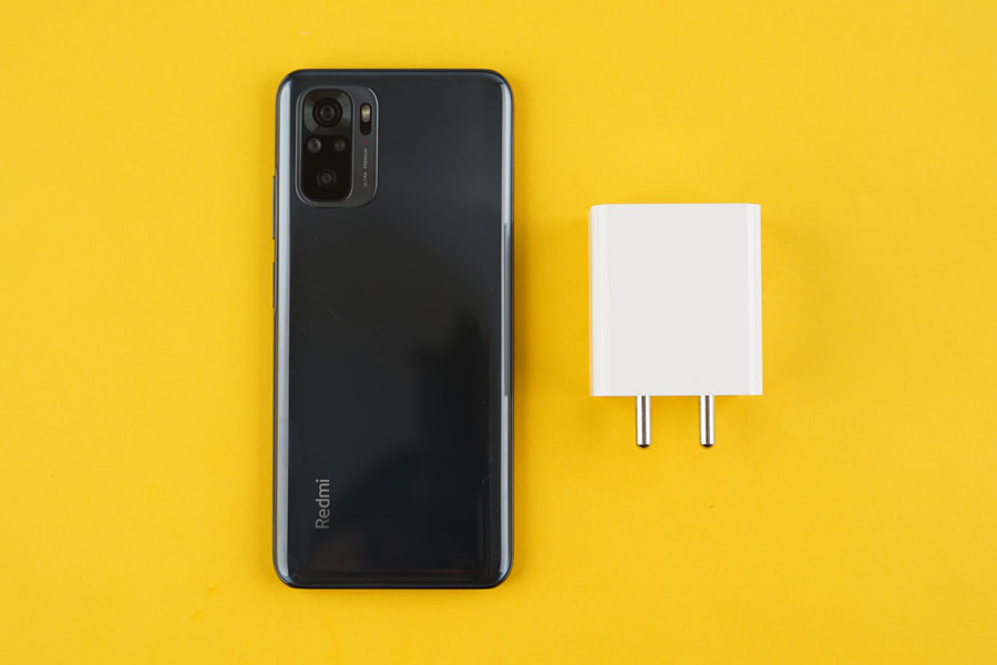 Redmi Note 10 - Charger