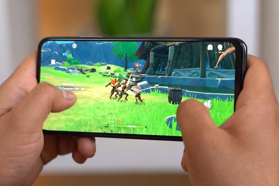 Redmi Note 10 - Gaming