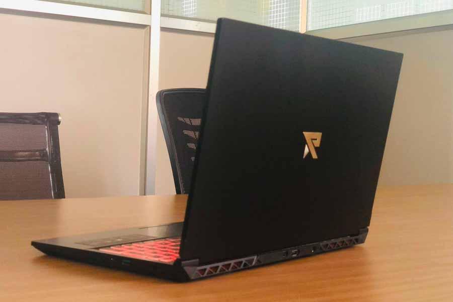 Ripple Artifact gaming laptop design