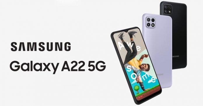 Samsung Galaxy A22 5G announced Price in Nepal Specifications Features Availability