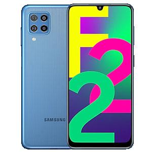 Samsung Galaxy F22 Denim Blue