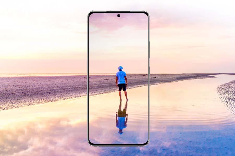 Samsung Galaxy Quantum 2-Display