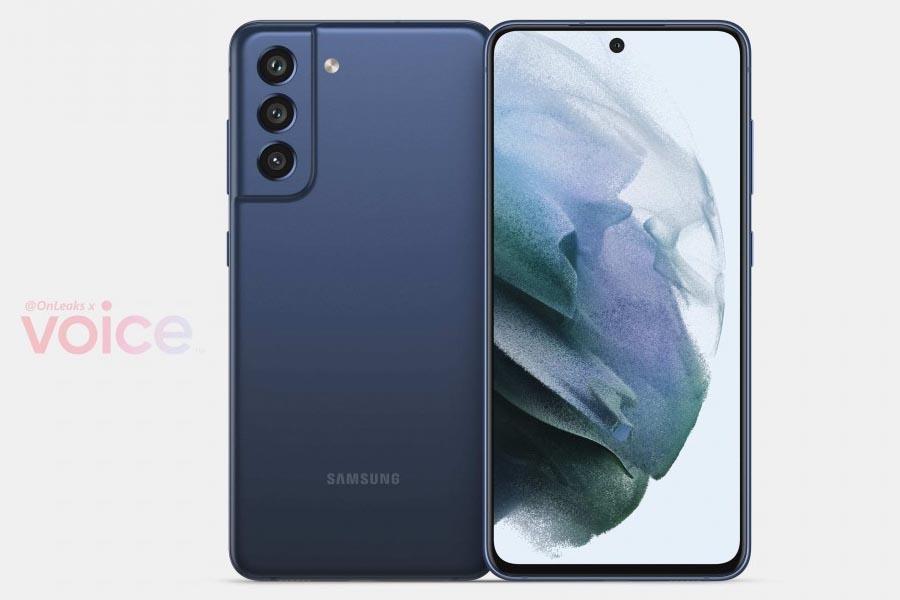 Samsung Galaxy S21 FE Design