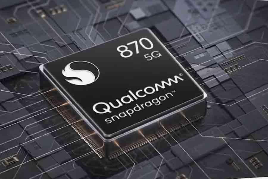 Snapdragon 870 chipset