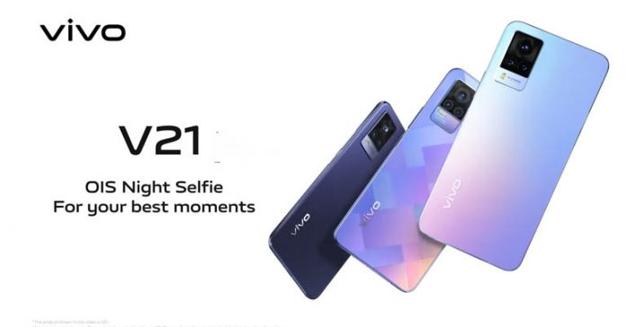 Vivo V21 5G launched Price in Nepal Specifications Features Availability