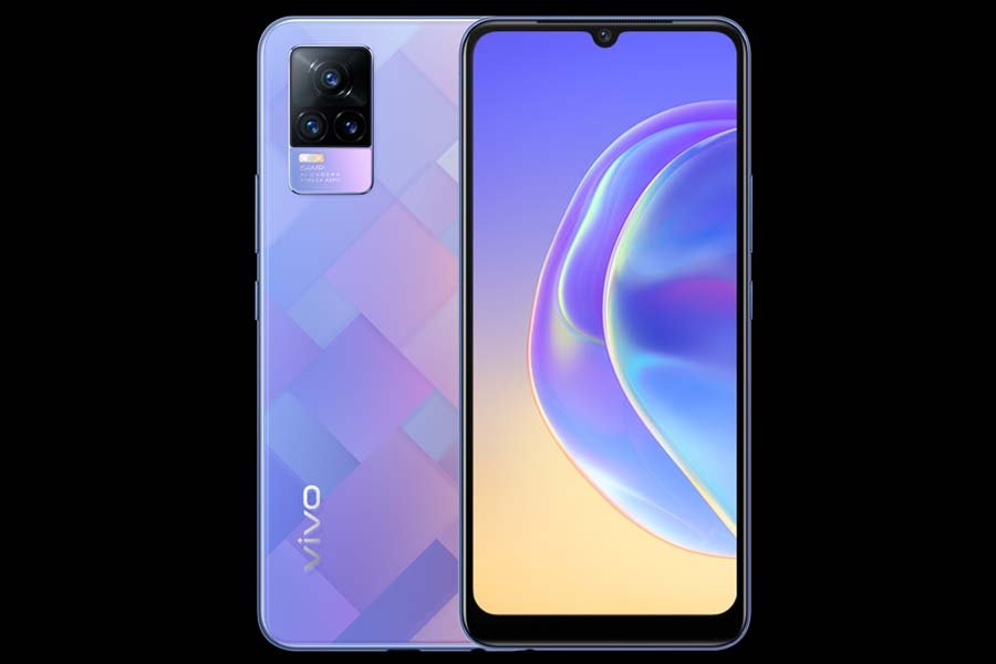 Vivo V21e Design and Display