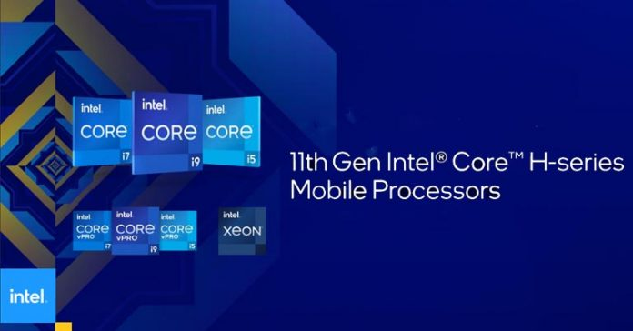 11th Gen Intel Core H Mobile Processors announced Gaming laptops Tiger Lake Specifications Key Features Availability