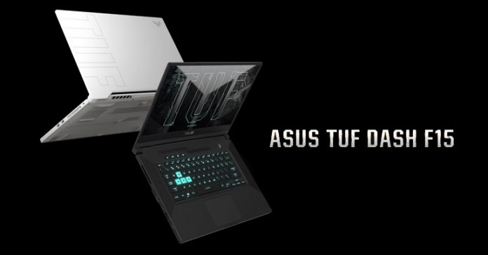 Asus TUF Dash F15 2021 Price in Nepal Specifications Features Availability