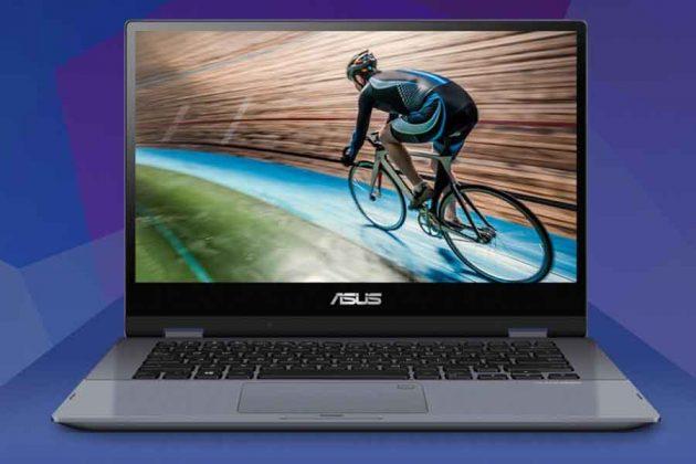Asus VivoBook Flip Intel Design