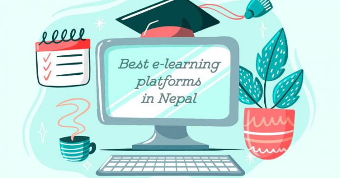 Best E-Learning Platforms in Nepal Online Study Sites Websites Virtual Remote