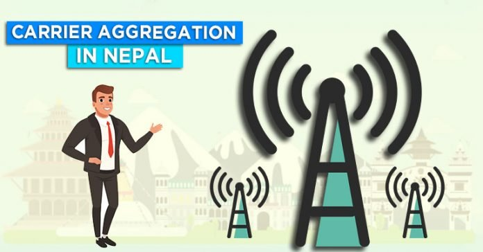 Carrier Aggregation in Nepal
