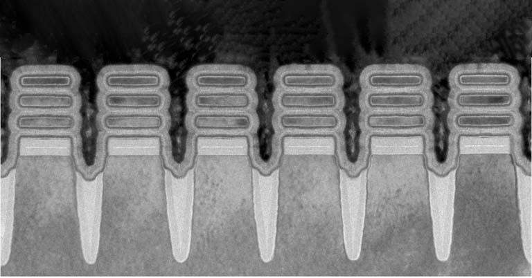 GAA transistors