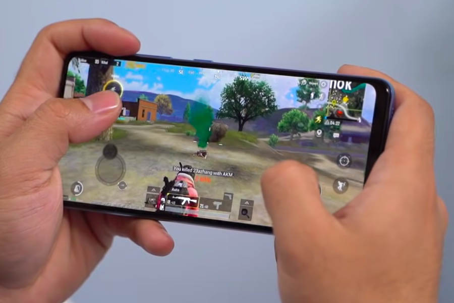 Galaxy A32 - Gaming
