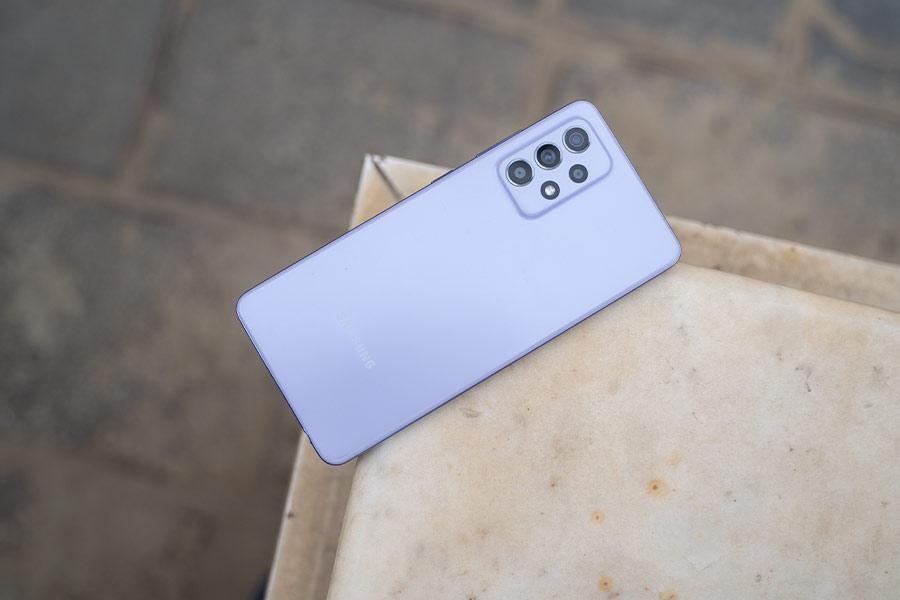 Galaxy A52 - Design 2