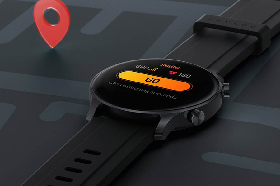 Haylou RS3 GPS Tracking
