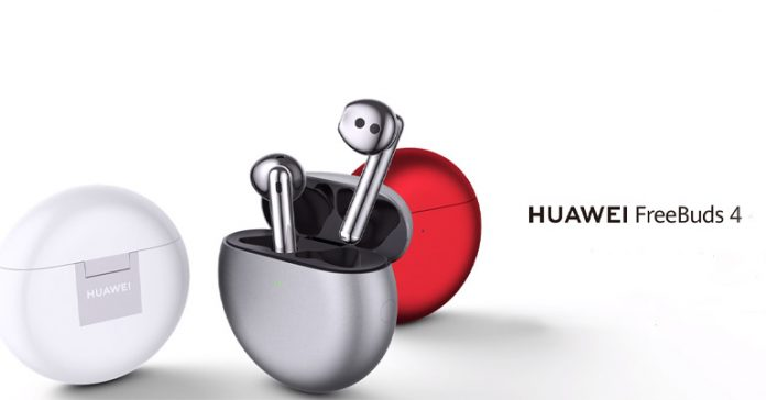 Huawei FreeBuds 4 Price in Nepal Features Specs Availability