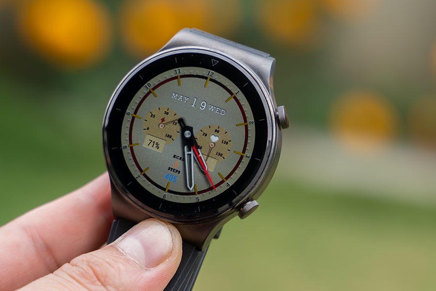 Huawei Watch GT 2 Pro - Buttons