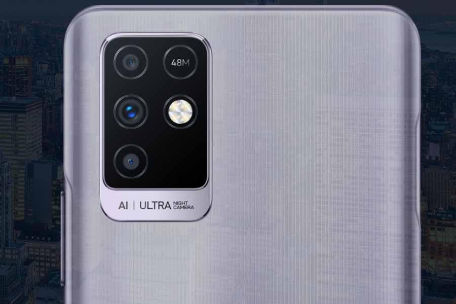 Infinix Note 10 Camera Setup