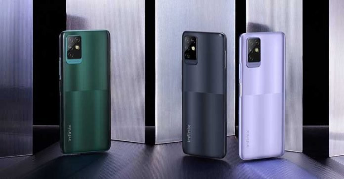 Infinix Note 10 launched Price in Nepal Specifications Features Availability