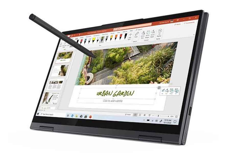 Lenovo Yoga 7 2021 Display