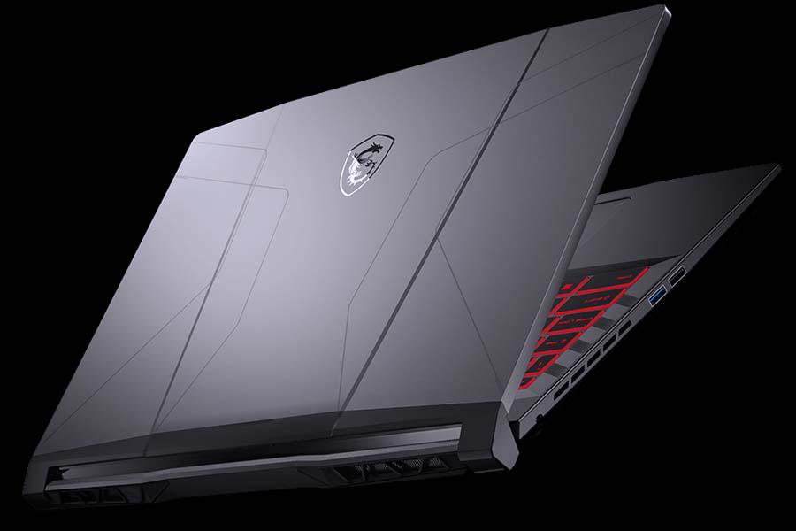 MSI Pulse GL66 Design