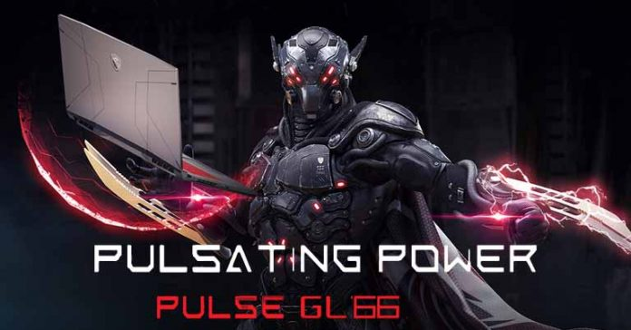 MSI Pulse GL66 launched Price in Nepal Specifications Features Availability