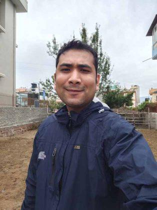 Mi 11X - Selfie 1