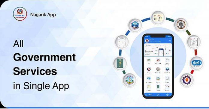 Nagarik App Launched Nepal