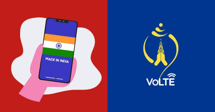 Nepal Telecom VoLTE Made in India Phones