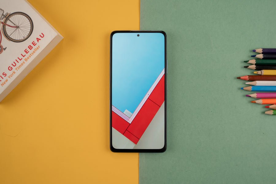 Note 10 Pro Max - Display