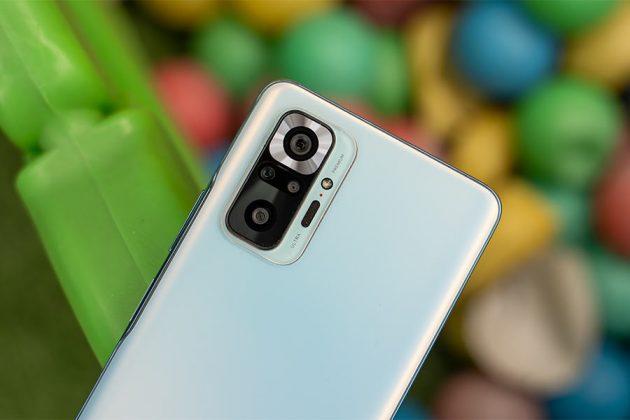 Note 10 Pro Max - Rear Cameras