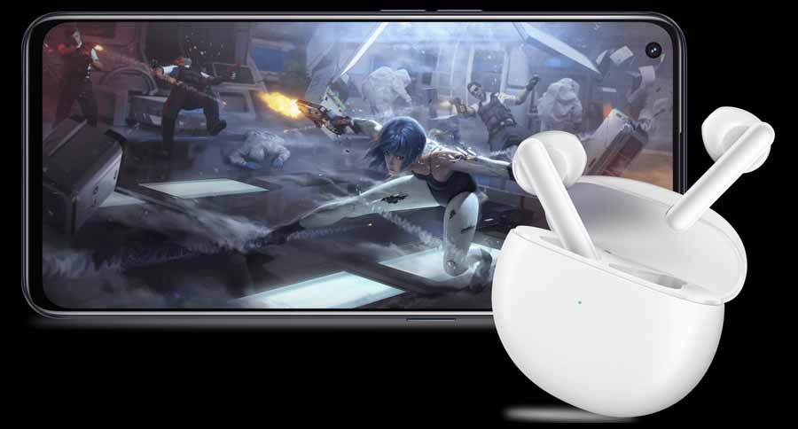 Oppo Enco Air Game Mode