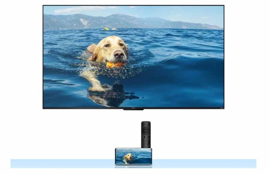 Oppo Smart TV K9 Bluetooth Remote with NFC