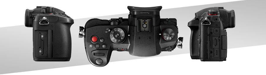 Panasonic Lumix GH5 II Design
