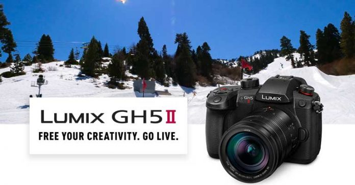 Panasonic Lumix GH5 II launched GHSM2 Price in Nepal Availability Specifications Features