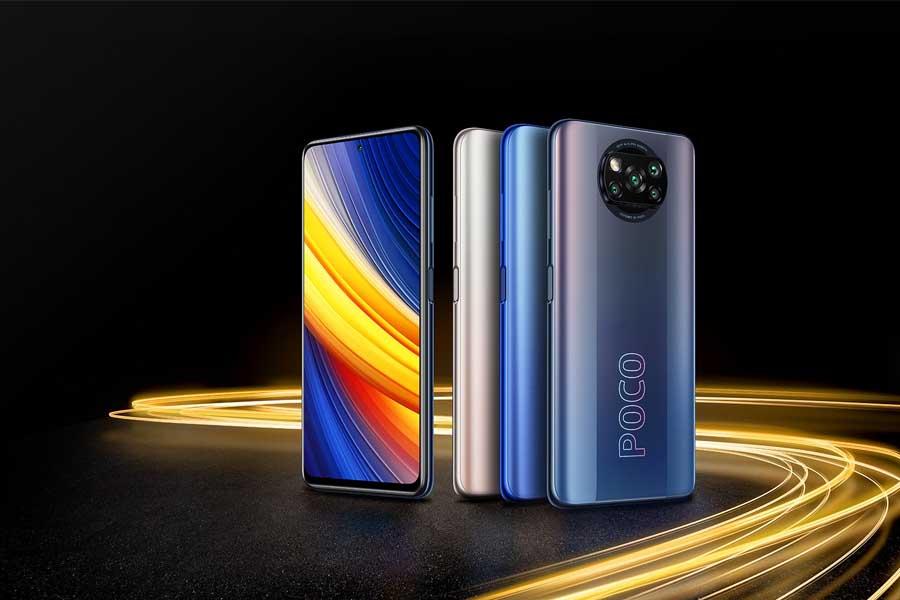 Poco X3 Pro Design Display