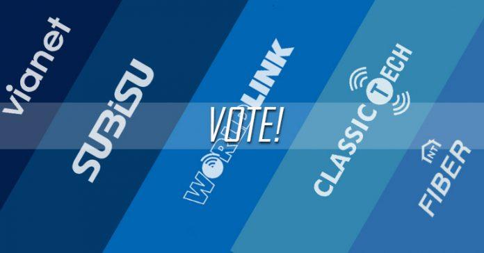 Poll Best ISP successful  Nepal Internet Service Provider Worldlink Vianet Subisu Classic Tech NT Fiber FTTH